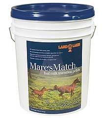 Mares Match Foal Pellets 25#