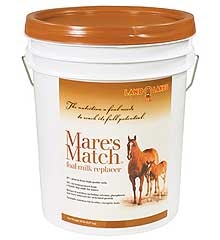 Mares Match Foal Milk Replacer 25#