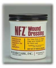 NFZ Wound Dressing 16 oz.