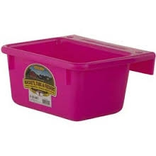 6QT. Hot Pink Mini Feeder
