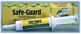 Safe-Guard Paste for Cattle & Horse 92 Gram