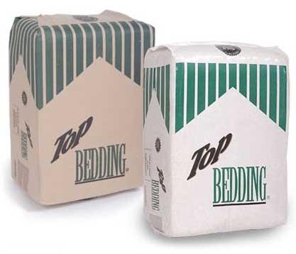 Wood Shavings- Green Bag
