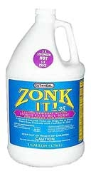 Zonk-It! 35 Insecticide Gallon