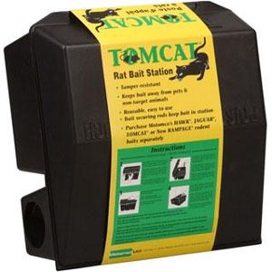 Tomcat Rat Bait Station