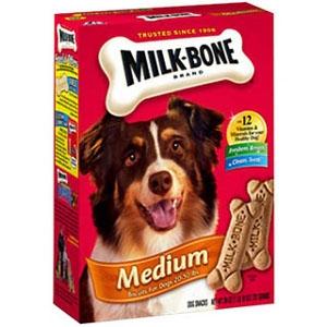 Milk-Bone Original Dog Biscuit Medium 10lb