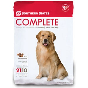 Southern States Complete Dog Food 40 lb