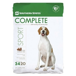 Southern States Complete Sport Dog Food 40 lb