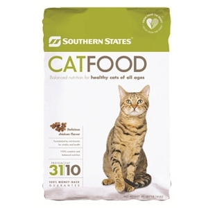 Southern States Cat Food 40 lb