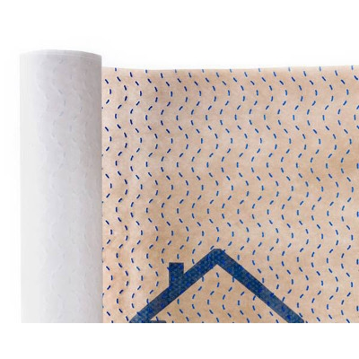 HydroGap Drainable Housewrap