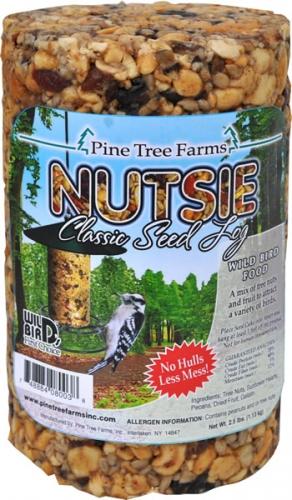 Pine Tree Farms Classic Seed Log, Nutsie