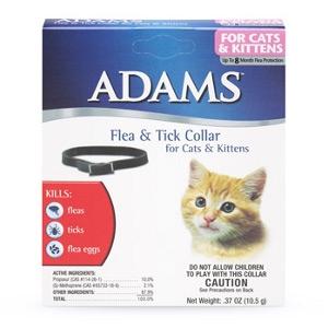 Adams™ Flea & Tick Collar for Cats & Kittens