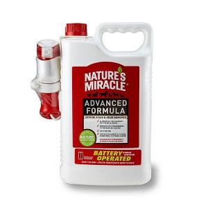 Nature's Miracle™ Advanced Formula Pet Stain & Odor Remover