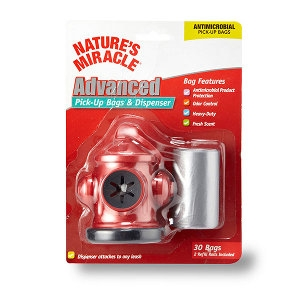 Nature's Miracle™ Fire Hydrant Waste Bag Holder and Dispenser