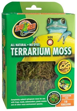 Zoo Terrarium Moss 10Gal