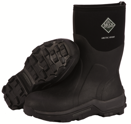 Muck Boots, Tack Classic, Black | Champion Feed & Pet Supply ...