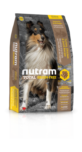 T23 Nutram Total Grain-Free® Turkey, Chicken & Duck Natural Dog FoodPrepared for All Life Stages