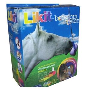 Likit™ Boredom Buster Horse Treat