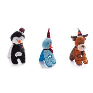 Christmas Cuddle Tugs