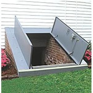 Bilco Basement Door- Steel- Primer Finish