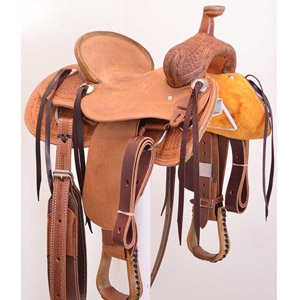 Classic Kids Youth Ranch Saddle
