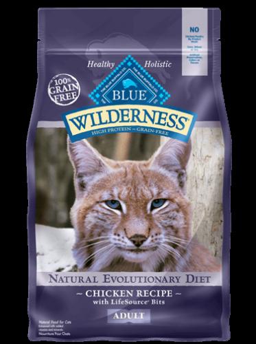 Blue Wilderness®Chicken Recipe Cat Food