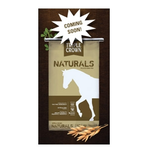 Triple Crown® Naturals Pelleted Horse Feed