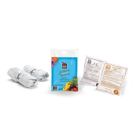 EarthBox Junior Organic Replant Kit