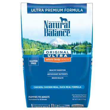 Natural Balance Ultra Premium Dry Dog, 30 Lbs