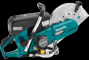 Makita Concrete Saw, 4 Stroke