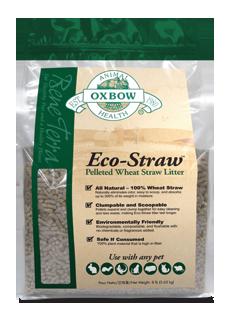 Oxbow Eco-Straw Litter
