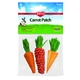 Kaytee Carrot Patch Chew Toy 3-pack