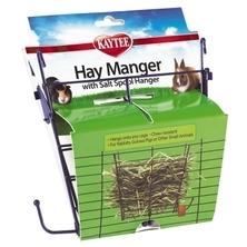 Kaytee Hay Manger with Salt Hanger