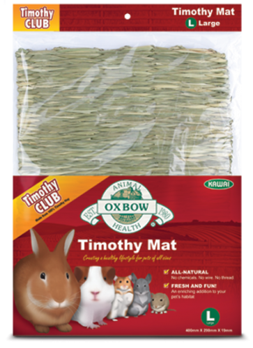 Oxbow Timothy Mat