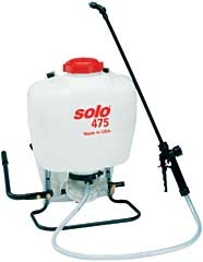 Solo 475-B Backpack Sprayer 4 Gallon