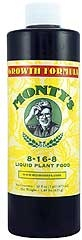 Monty's 8-16-8 All Purpose Growth Liquid Plant Food 8 oz. Bottle