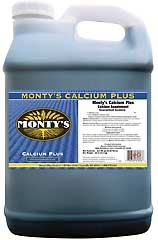 Monty's Liquid Calcium Plus - 1% EDTA CA 2.5 Gallon JU