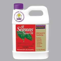 Bonide All Seasons Horticultural Spray Oil QT