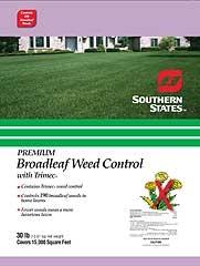 Southern States Broadleaf Weed Control 15M 30#