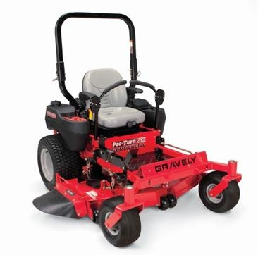 Gravely Lawn Mower Dealer