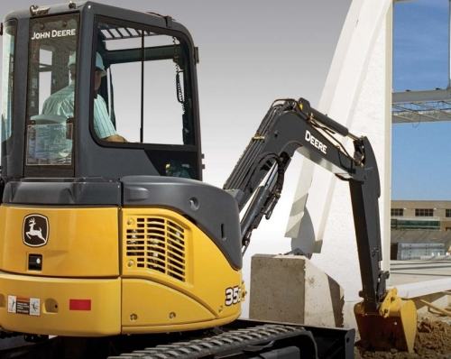 35D Compact Excavator