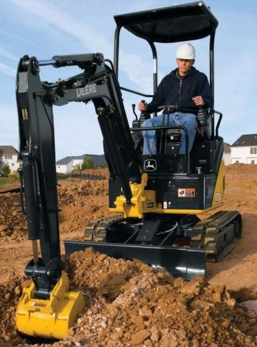 27D Compact Excavator