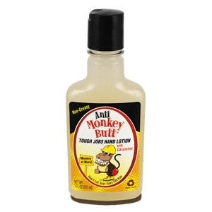 Anti-Monkey Butt® Tough Jobs Hand Lotion