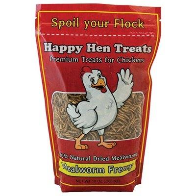 Happy Hen Mealworm Frenzy Treats