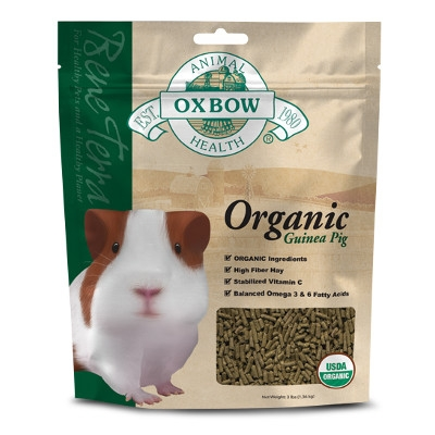 Oxbow Bene Terra Organic Guinea Pig 6/3 lbs