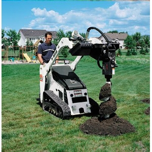 Bobcat® 24 In.Auger Attachment