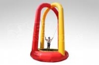 Bungee Trampoline  (aka bounce house, inflatable, moonwalk, jump)