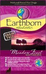 Earthborn Holistic® Dog Food Meadow Feast