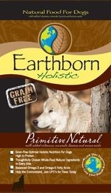 Earthborn Holistic® Dog Food Primitive Natural