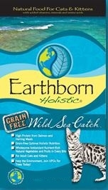 Earthborn Holistic® Cat Food Sea Catch