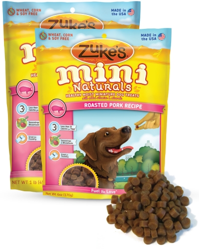 Zuke's Mini Naturals Roasted Pork 6oz
